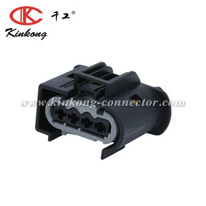 4 way/pin/pole 3.5 Series female waterproof Automotive Housing Kostal connector 09448401