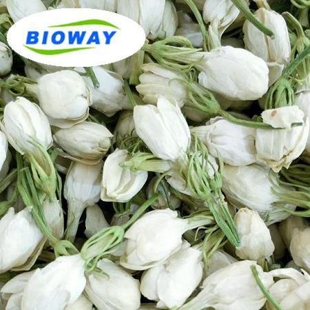 Chinese fresh 100% natural best price wholesale dried jasmine flowers buds - 4uTea | 4uTea.com