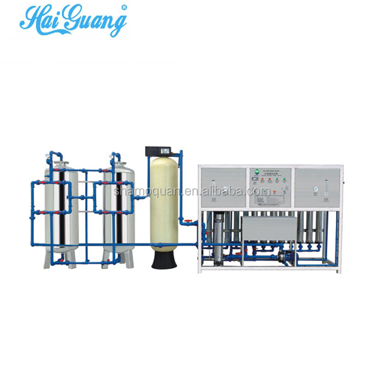 Borehole water purification machine underground water detector