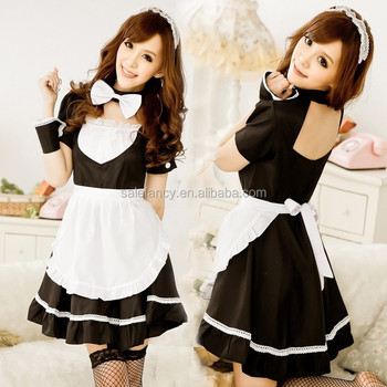 japanese outfit Sexy maid