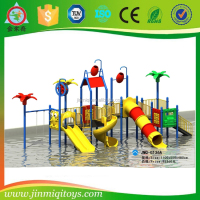 steel water slide,residential pool slide,backyard pool slide