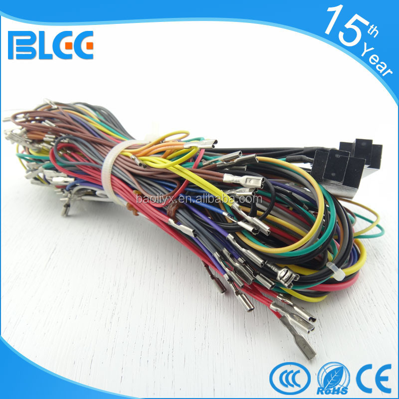 High Level colorful motorcycle wire harness hitachi hitachi wire harness, hitachi wire harness suppliers and wiring harness suppliers at virtualis.co