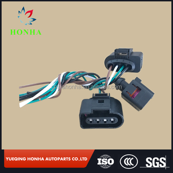 4 WAY AUDI VW IGNITION COIL CONNECTOR_350x350 4 way audi vw ignition coil connector wiring harness repair kit ignition coil wiring harness repair kit at honlapkeszites.co