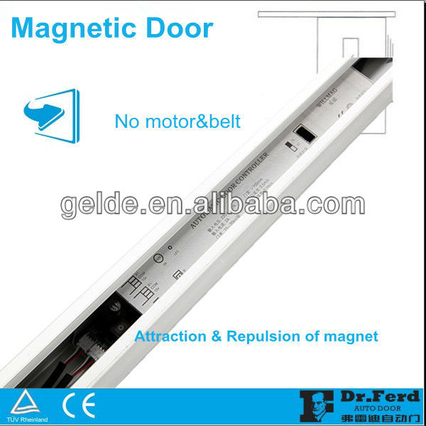 Automatic Sliding Door Opener with Magnet Drive Unit