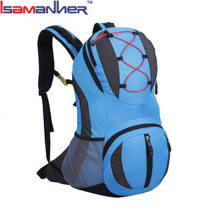 Multi-Color hydration water backpack with 2L water bladder, outdoor cycling hydration backpack cheap