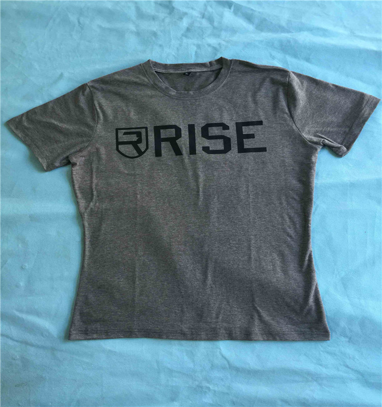 High Quality Custom design men's slim fit t-shirts wholesale price