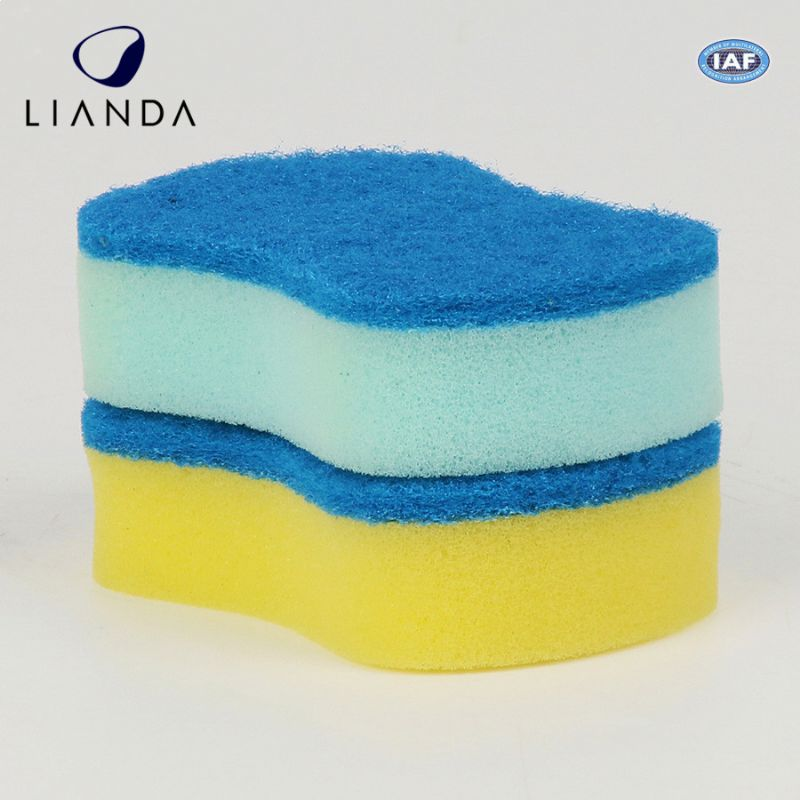 nylon scouring pad products