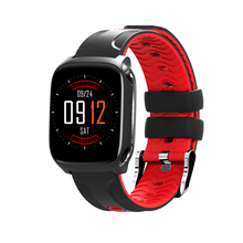 Android smart horloge <span class=keywords><strong>caller</strong></span> ID informatie herinnering smartwatch waterdichte fitness armband voor i telefoon iphone 6 samsung galaxy s8