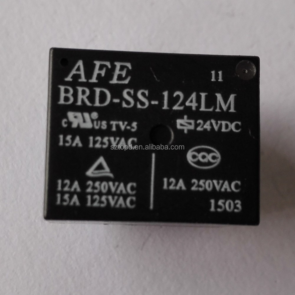 We Normally Sell Two A Day Today We Are Selling Up To 15: Selling Afe Brd-ss-124lm 24vdc Relay