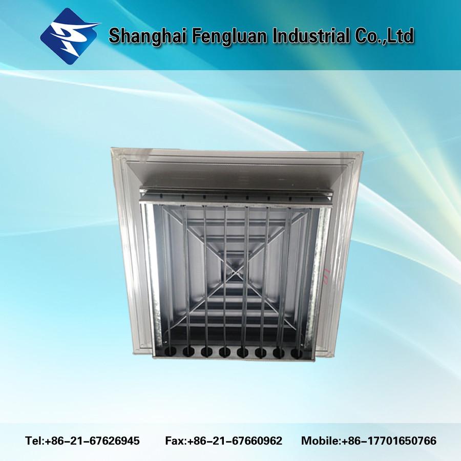 Square Ceiling Diffuser Aluminum Air Diffuser Hvac