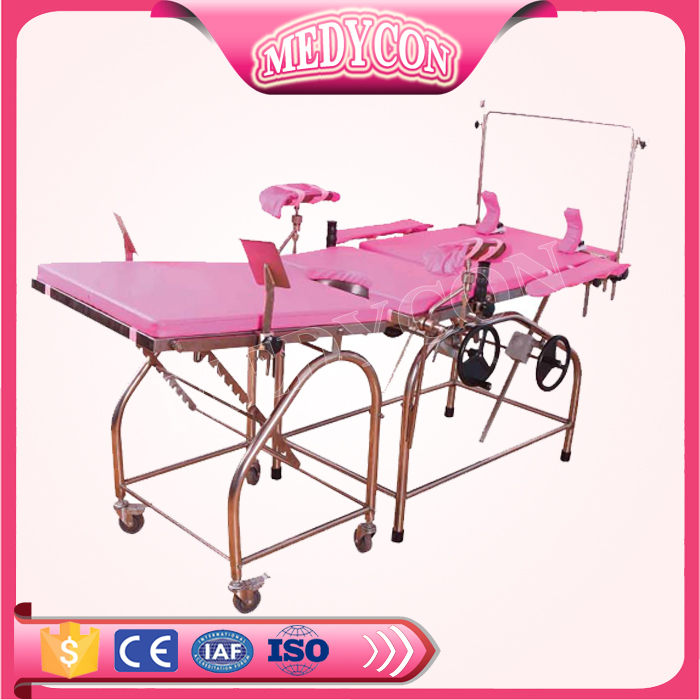 General Use Obstetric table for hospital, foldable gynecology chair