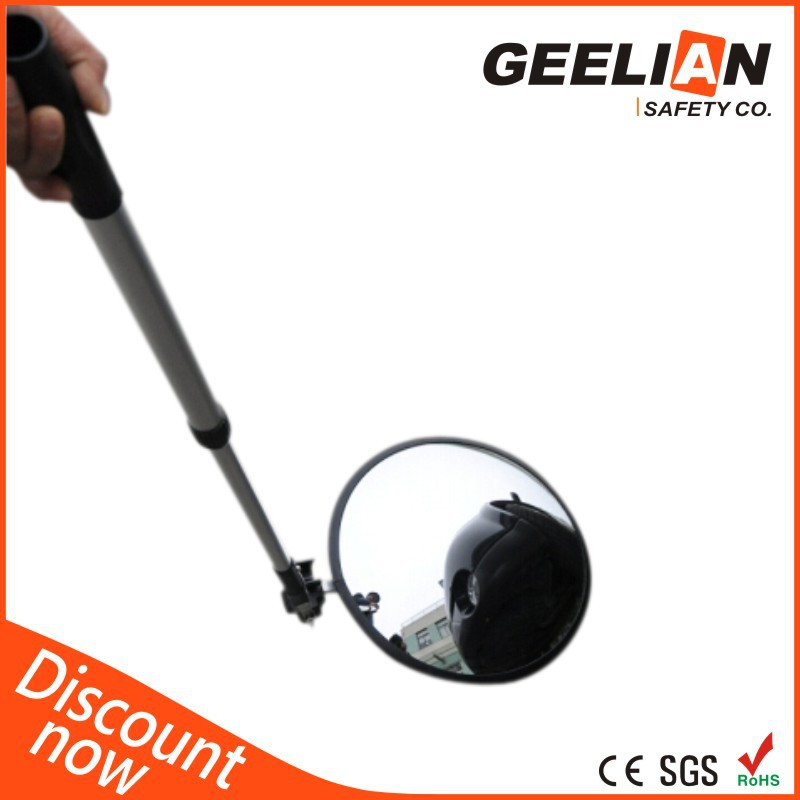 super clear vehicle inspection convex mirror sale