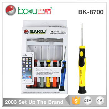 Hot Sale BAKU ( 9 in 1) BK 8700 Screwdriver Set