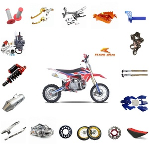 chinese pit bike parts, dirt bike&motorcycle parts, flying dream professional update parts for chinese pit bike