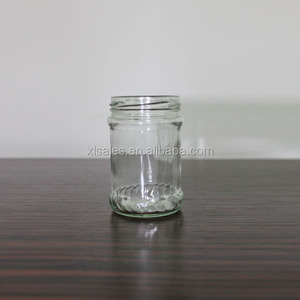 Wholesale Factory Price Mini Glass Jar for Food Reserve