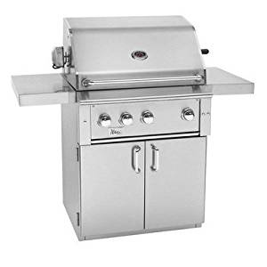 "36"" Alturi Built-in Grill with Cart Fuel Type: Natural Gas"