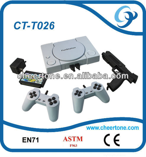best selling high quality 8 bit TV game player 3 consoles