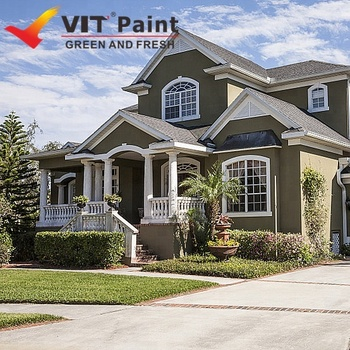 VIT House External Paint