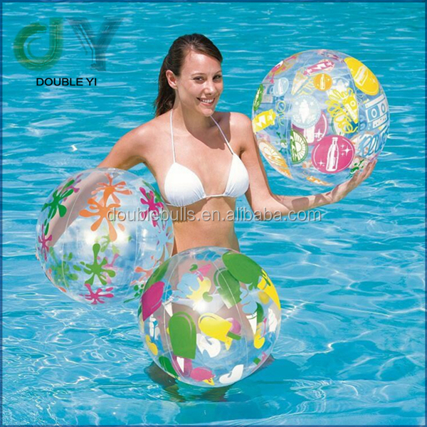 7f463ae6ded679 Custom promotional Bring big fun to the beach inflatable christmas beach  ball Jumbo Beach Ball