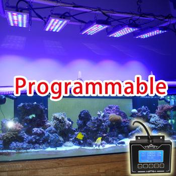 Dsuny Aqua Dimmable 500w Led Aquarium Light Full Spectrum Reef ...