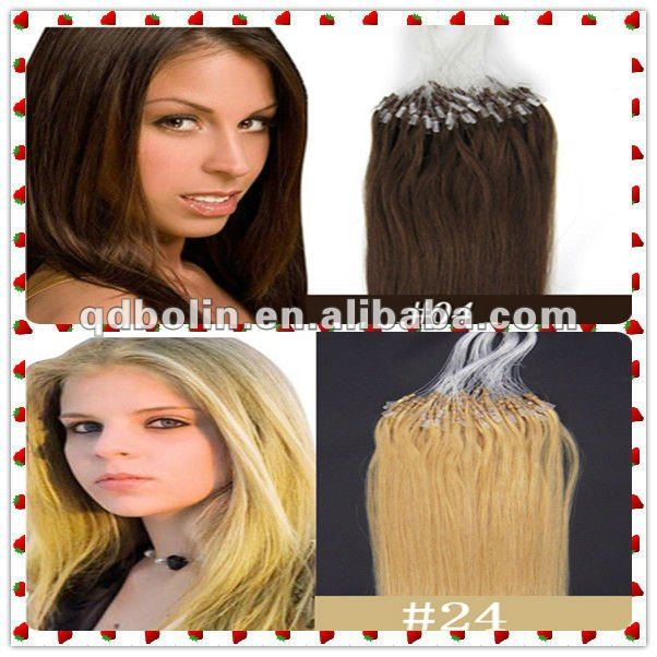 Best Selling Hair Extension Curly Micro Ring Buy Hair Extension