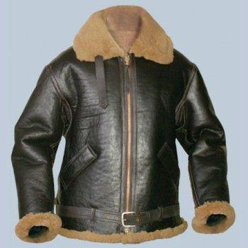Raf Sheepskin Jacket Buy Shearling Bomber Jacket Product On