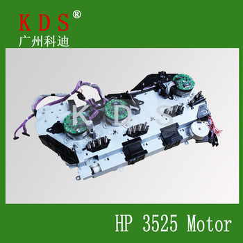Hot Sale Laserjet Parts For Hp 3525 Printer Motor Spare Parts Alibaba - Buy  For 3525 Hp Printer Motor,Second Hand Motor For Hp 3525,Electric Moto For