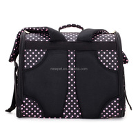 Various styles newly design dog pet carrier bag classical fashion travel pet bags