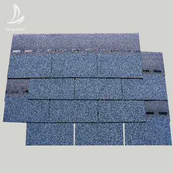 Factory Cheap Price Color Roofing Shingles Grey Shingles