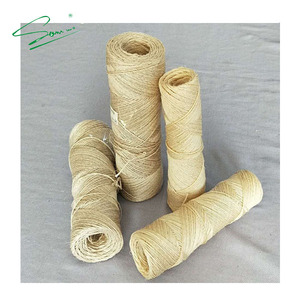 Sisal Twine Sisal Twist Rope for Decoration and Carpet Making