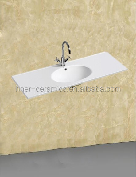 China Suppliers Rectangle Hand Wash Basin