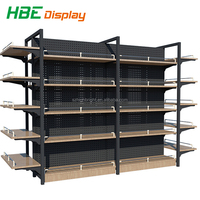 good price grocery store display racks gondola shelving supermarket shelf for sale