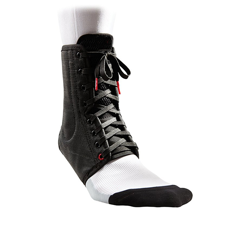 Men & Womens Adjustable Bandage Ankle Support Brace for Ankle Sprains to Volleyball Basketball
