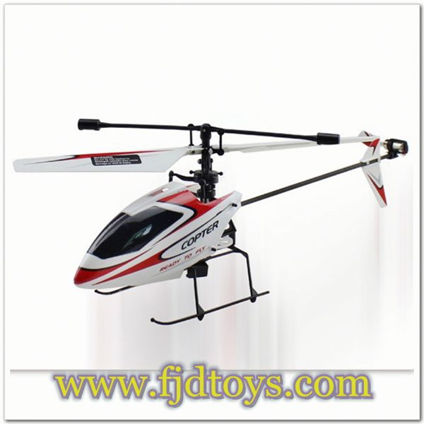 V911 Single propeller rc helicopter thunder