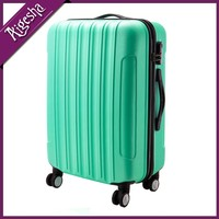 abs suitcase/travel trolley luggage bag/school luggage