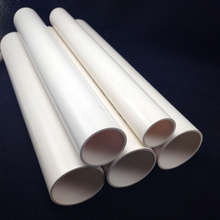 Medium duty 20mm PVC electrical conduit pipe tube price