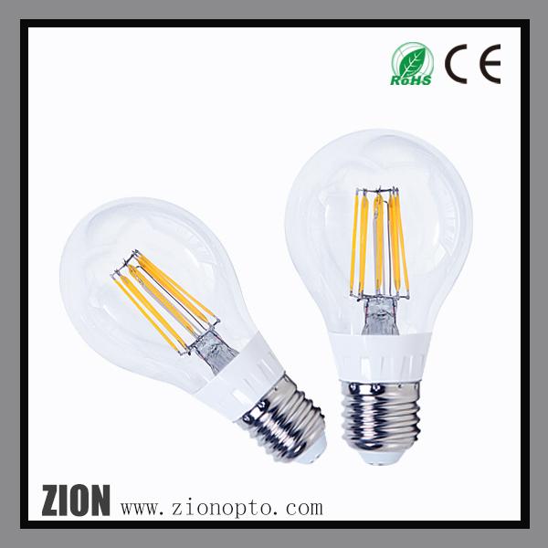 hecho en china w filamento de bombillas led lmparas de globo con mini controlador