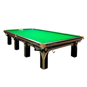 Anpassen 12 ft Wiraka Style Snooker Table
