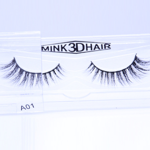 8dd38ee9edf Different styles Sexy 100% Handmade Private Label Eyelash Pack 3D mink hair  Beauty Thick Long