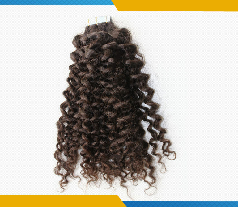Hot sale cheap brazilian 30 inch remy curly clear band us glue hot sale cheap brazilian 30 inch remy curly clear band us glue tape hair extensions pmusecretfo Images