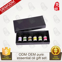 OEM Pure Essential oils Aroma starter kit popular 6 pack/10ml,private label for Amazon seller