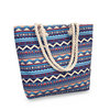 New Designer No Logo Wholesale Canvas Tote Bags Shopping Bag