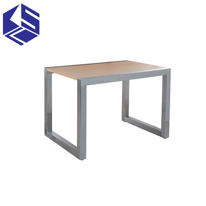 Hot sale garment shop furniture design metal clothing stand clothes display