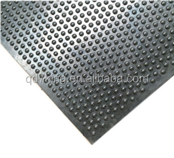 Durable Thick Rubber Mats For Horse Stalls Anti Slip Thin
