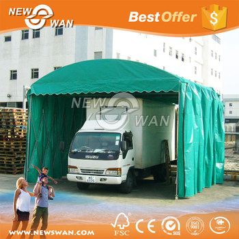 Quality Warehouse Tent / Folding Carport Canopy
