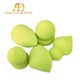 New design 3DBeauty egg foundation makeup sponge puff wet and dry cosmetic puff makeup beauty tools