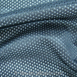 Polyester sports mesh fabric athletic mesh used in sportswear lining