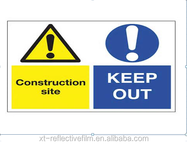 Reflective Road Traffic Signs,Industrial Safety Sign Road Road ...