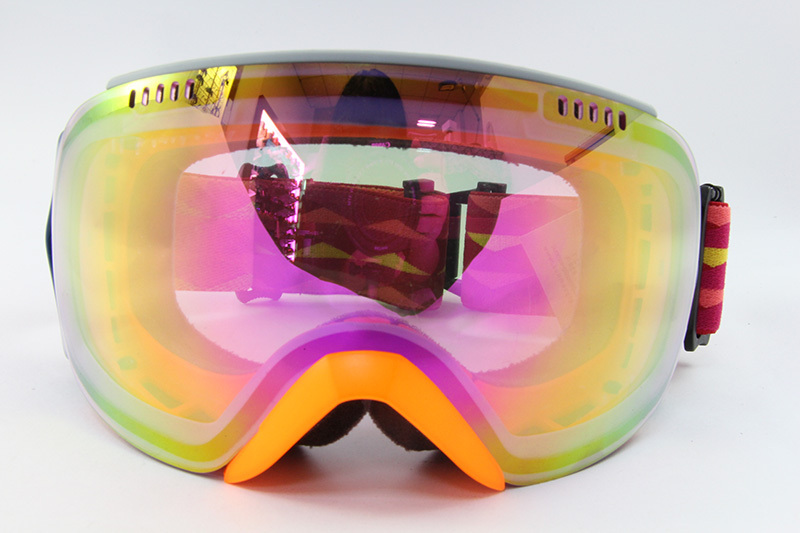 discount ski goggles mnt9  taiwan revo ski goggles, discount snowboard goggles, skiing snow goggles  with TPU material