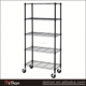 Easy assemble wholesale modular shelving system